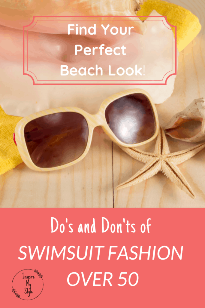 Do's and Don'ts of Swimsuit Fashion after 50. Make choices that are best for you! Find beautiful swimsuit and ensemble suggestions.