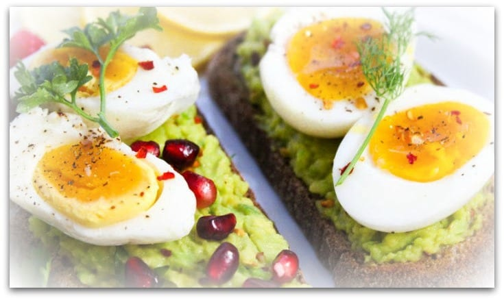 Eggs are a 'good for you' full fat food