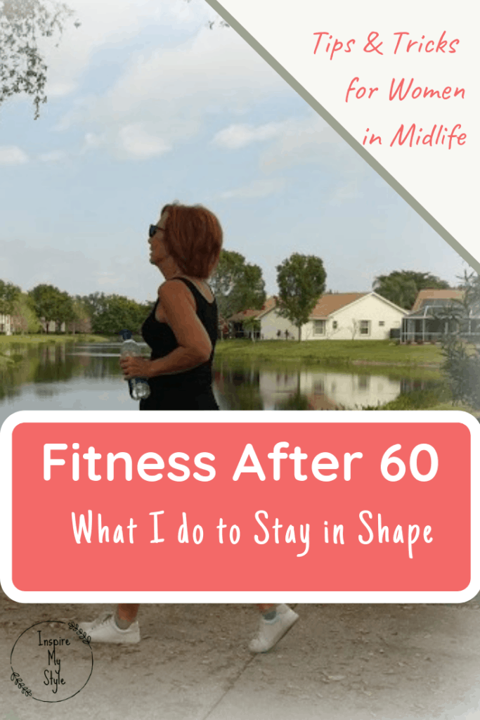 Fitness after 60 - what I do to stay in shape
