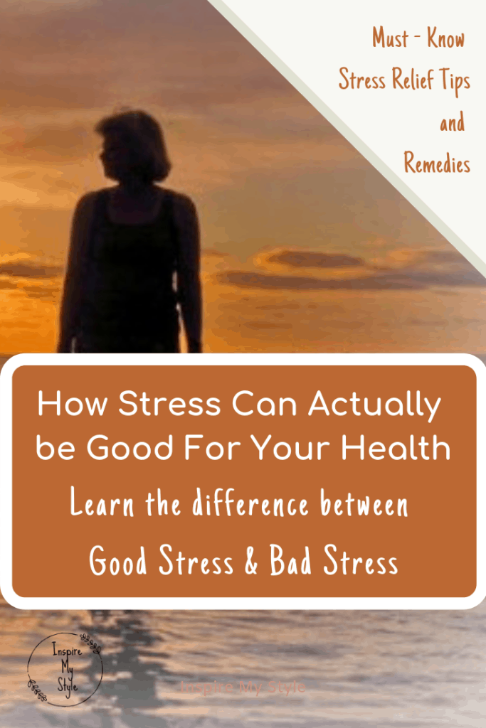 How stress can actually be good for your health
