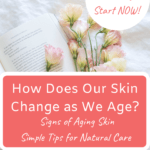 how does our skin change as we age?