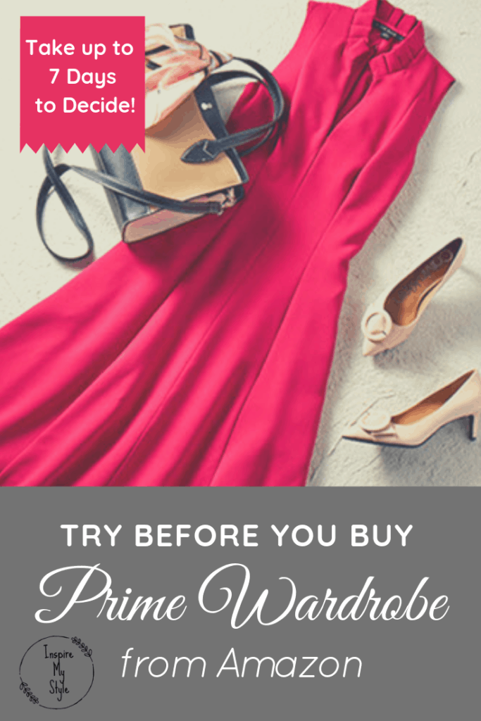 Prime Wardrobe for Women, the try before you buy program from Amazon
