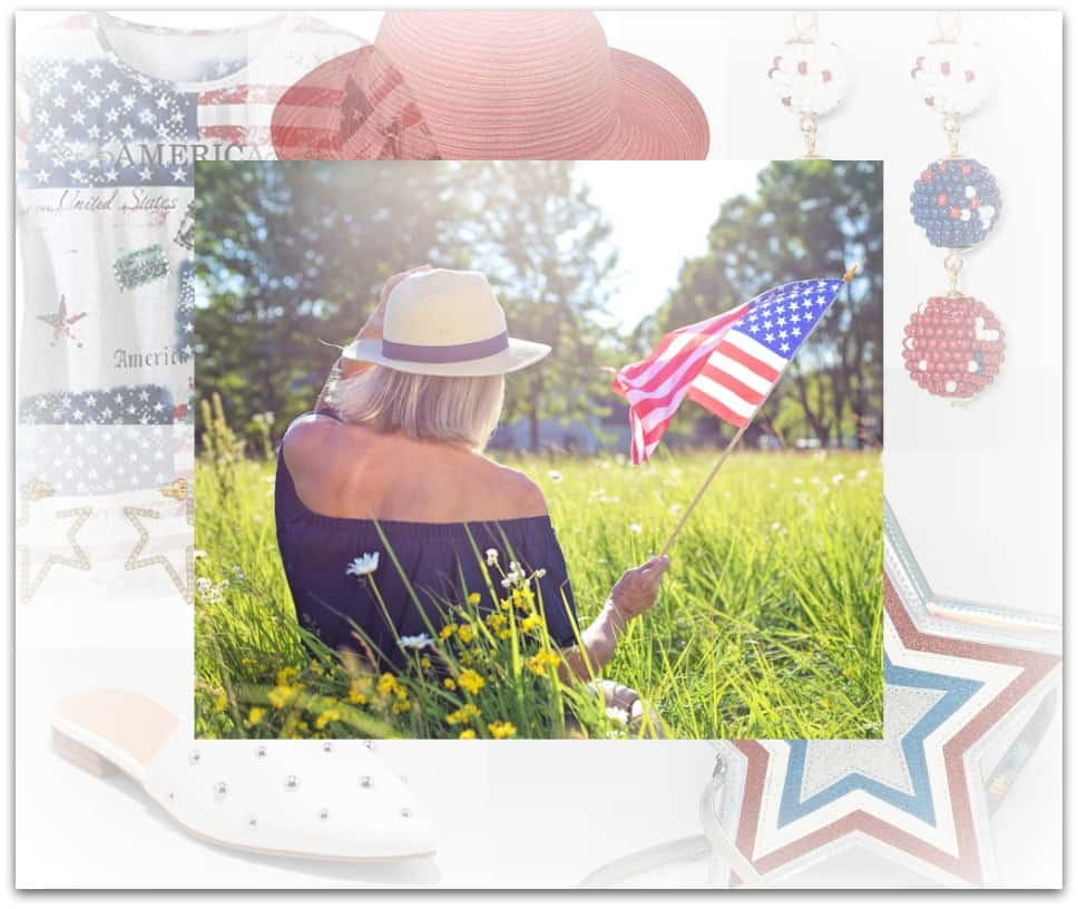 4th of july outfit ideas for women over 50 and over 60