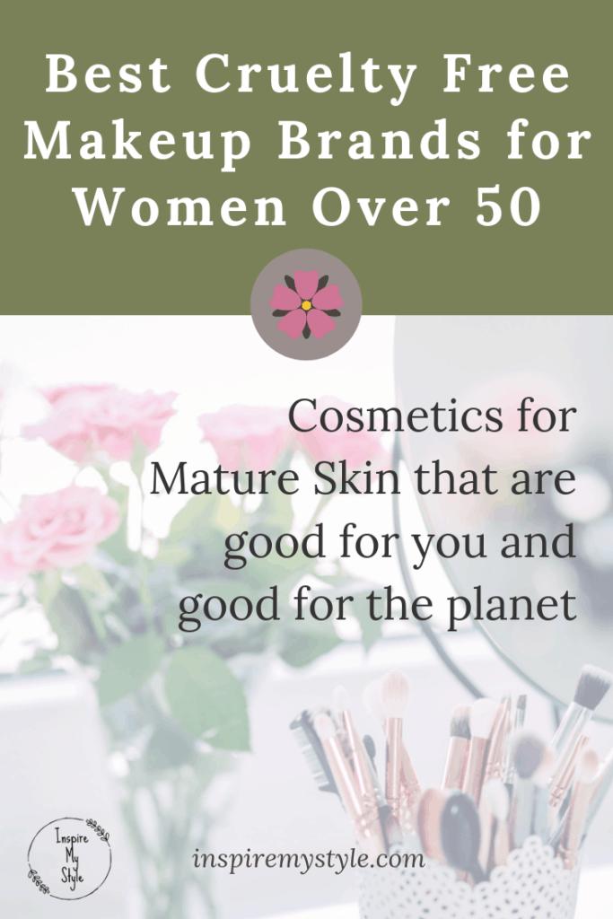 Best cruelty free makeup brands for women over 50