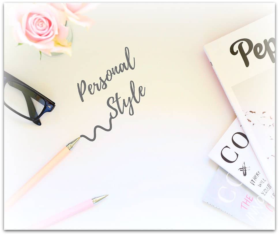 Personal style definition for women over 50; finding your personal style