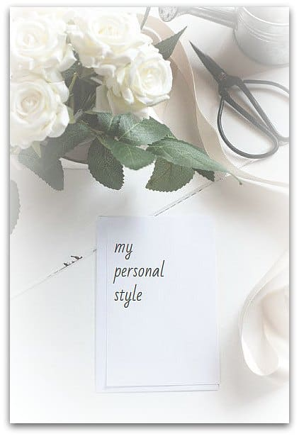 midlife fashion - finding our self confidence through style