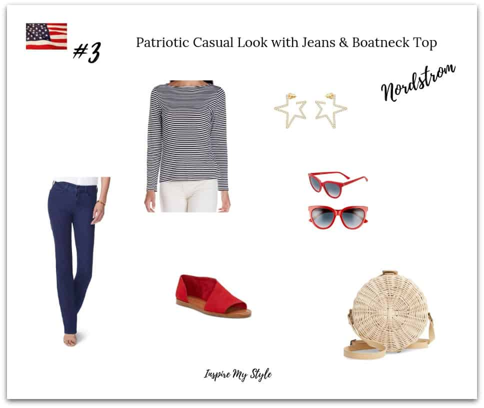 What to wear to a 4th of July party? Inspiration right here for women over 50