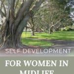 self development for women in midlife
