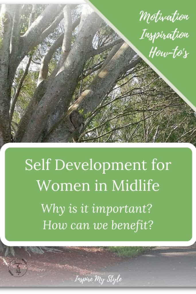 Why should we care about self development in midlife?