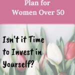 Self development course for women over 50