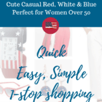 simple 4th of july outfit ideas for women over 50