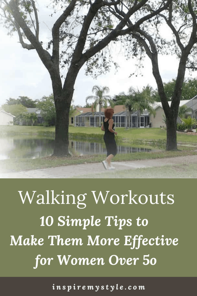 10 simple tips for a more effective walking workout