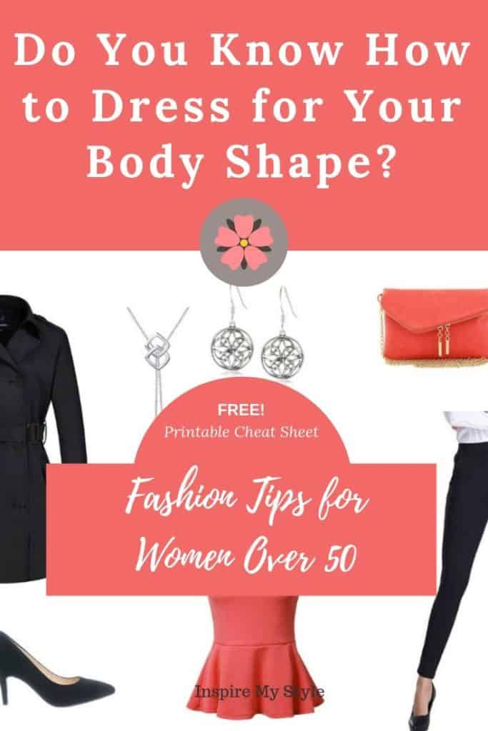 Do you know how to dress for your body shape?