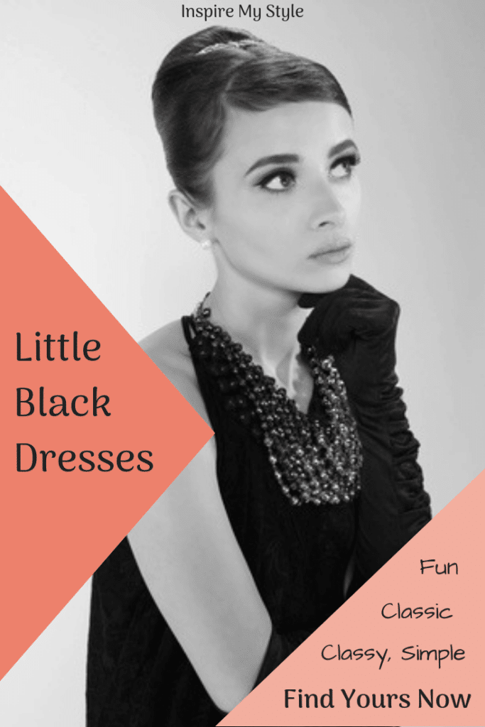 The perfect little black dress for women over 50