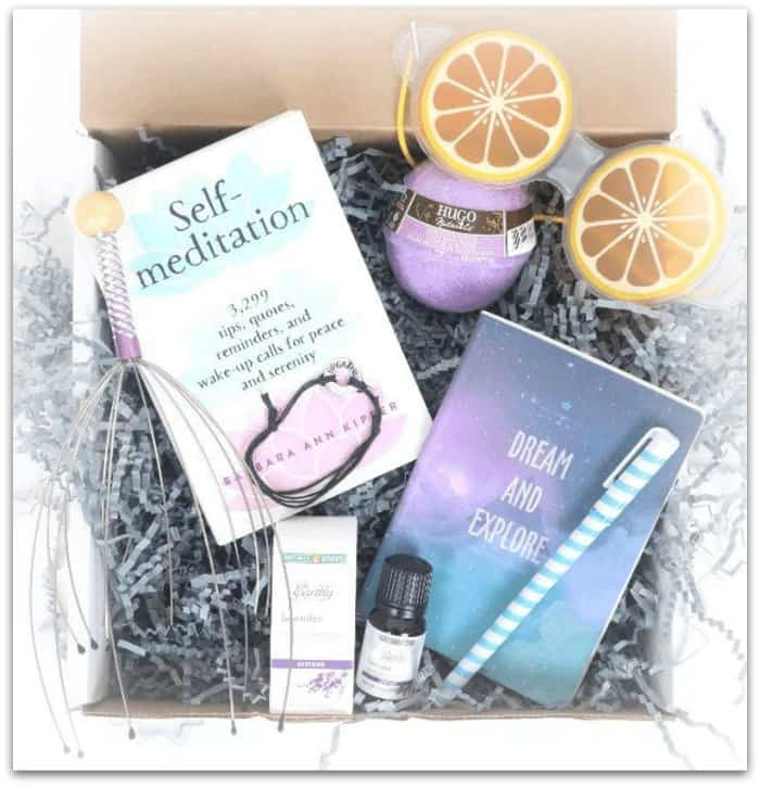 Daily Dose of Smiles customizable self care package