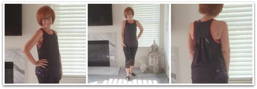 gym wear for over 50s