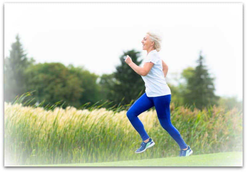 aerobic exercise is good for your body and your heart