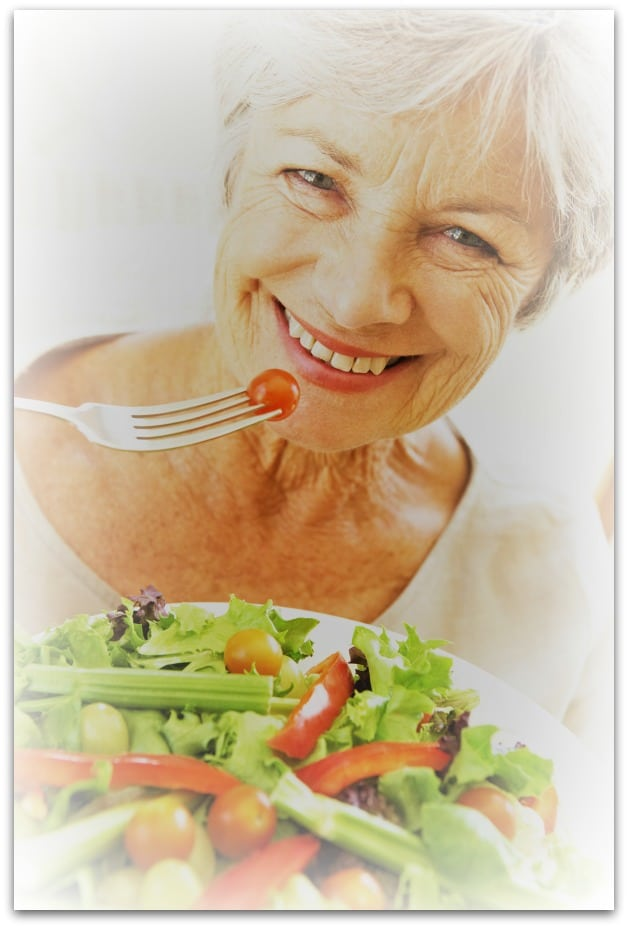 best diet for over 50 years old