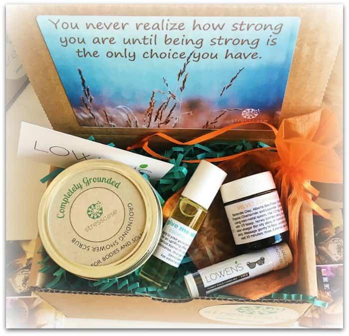 Prairie Strong gift box
