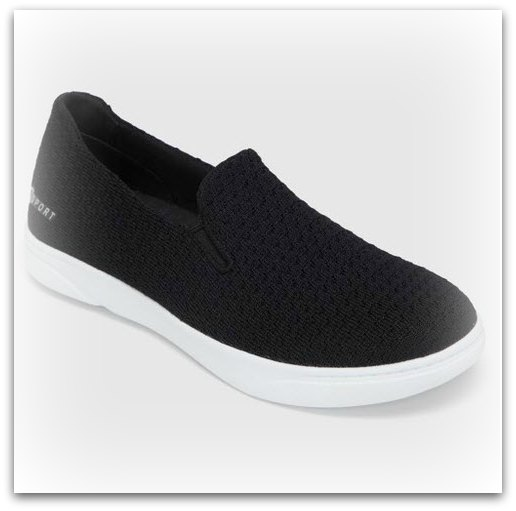 Skechers workout shoes for women; gym wear for over 50s