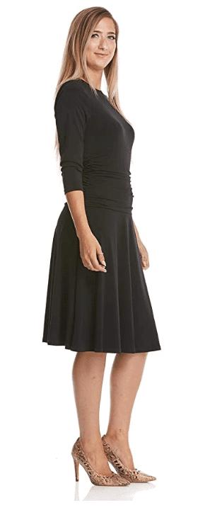 affordable little black dresses amazon
