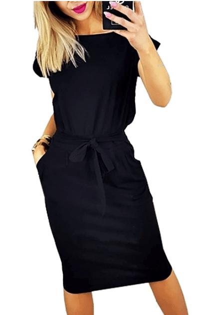 casual dress Amazon