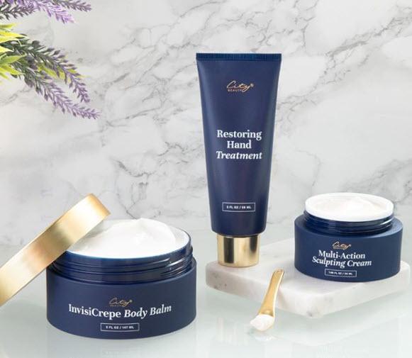 City Beauty anti aging skin care
