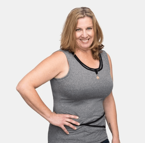 travel apparel for women with the TuckTop tank top