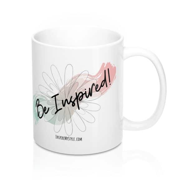 Be Inspired! 11oz. Mug