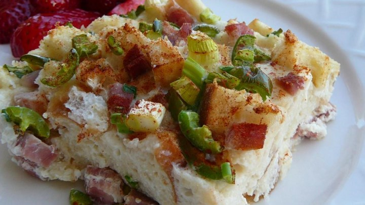 eggs benedict casserole from allrecipes.com