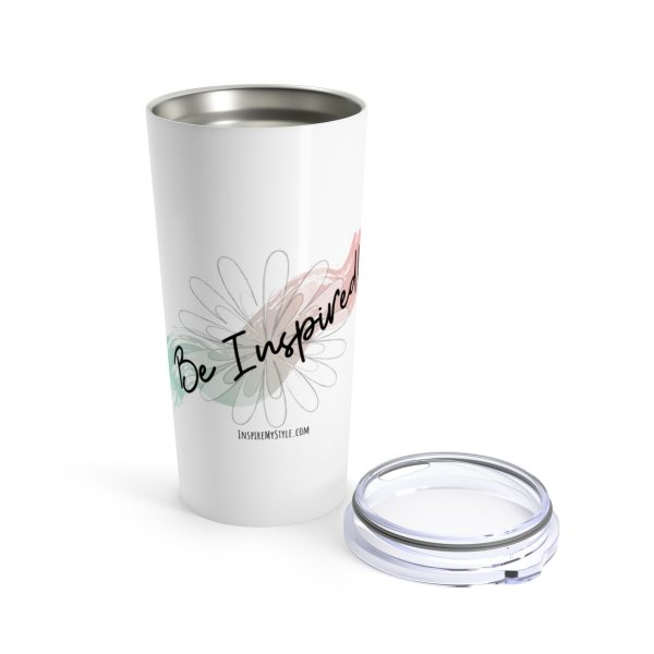 Be Inspired! Travel Cup