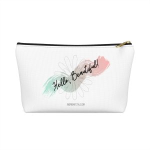 Hello Beautiful! Accessory Pouch