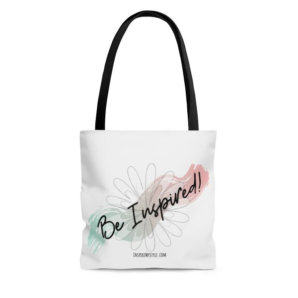 Be Inspired! Tote Bag in 3 sizes