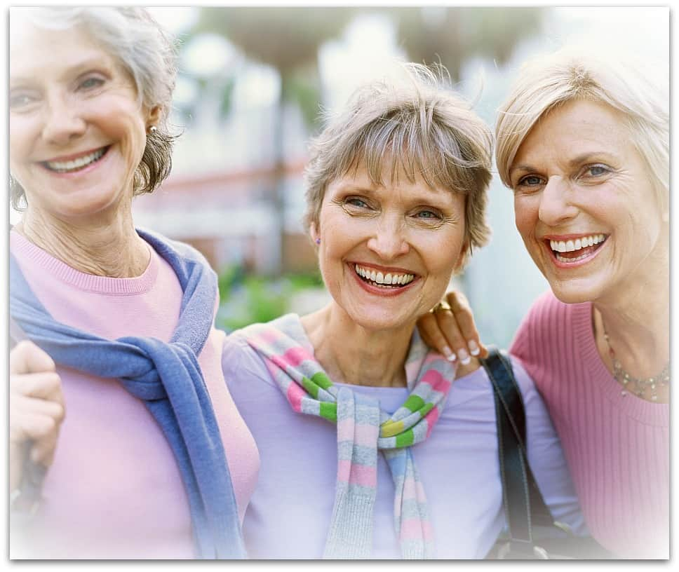 Five Keys to Healthy Aging for Women Over 50