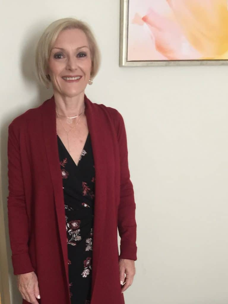 Sue Loncaric - Over 50 Lifestyle Blogger