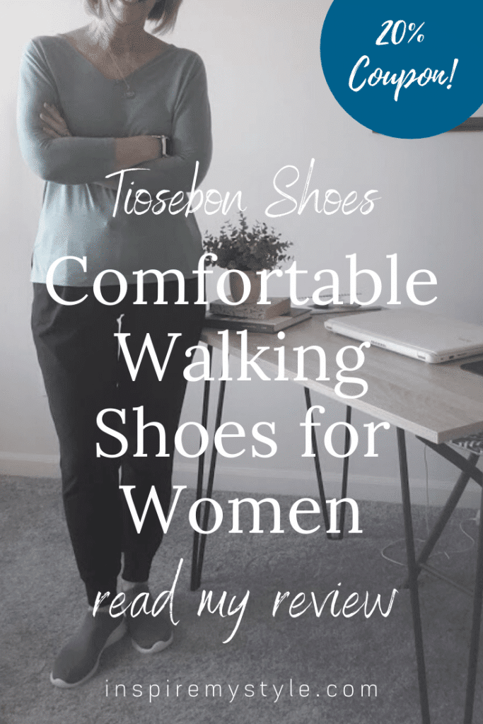 Tiosebon shoes reviews - comfortable walking shoes for women