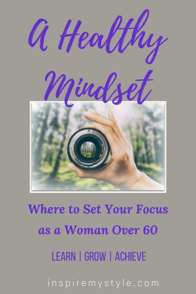 a healthy mindset after 60