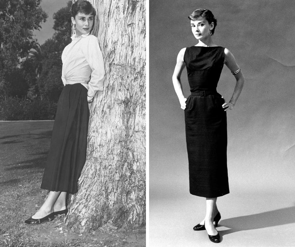 iconic women who wore neutral colors