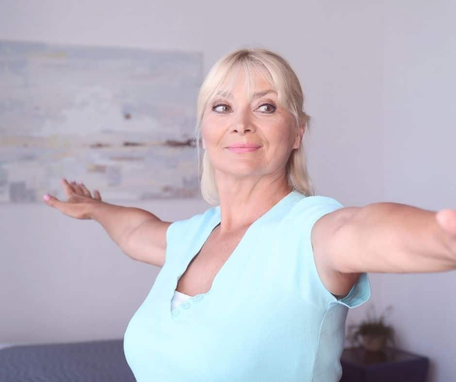 benefits of exercise for women over 50