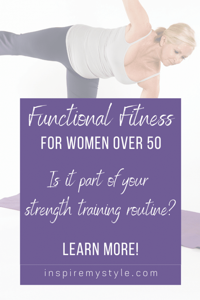 Benefits of functional fitness for women over 50