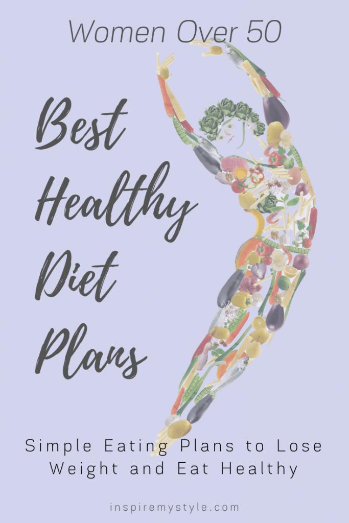 50 plus diet plan