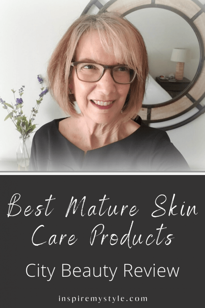 Best Mature Skin Care Routine - City Beauty Review