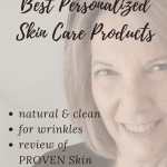 personalized skin care products for women