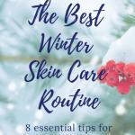winter skin care routine for mature skin