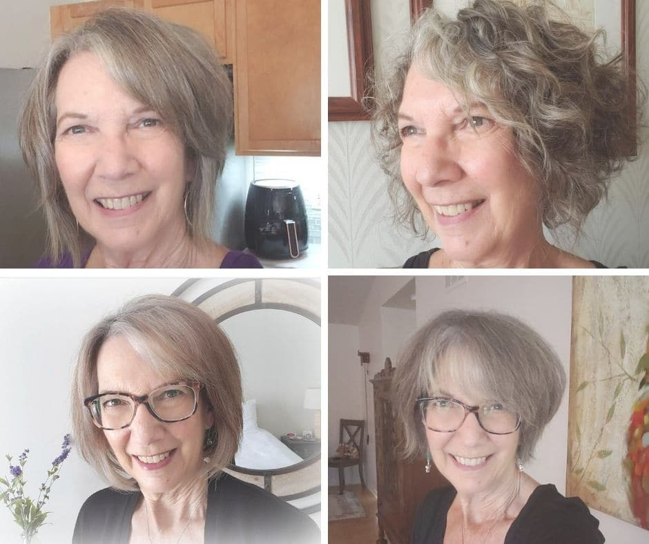 different hairstyles over 50