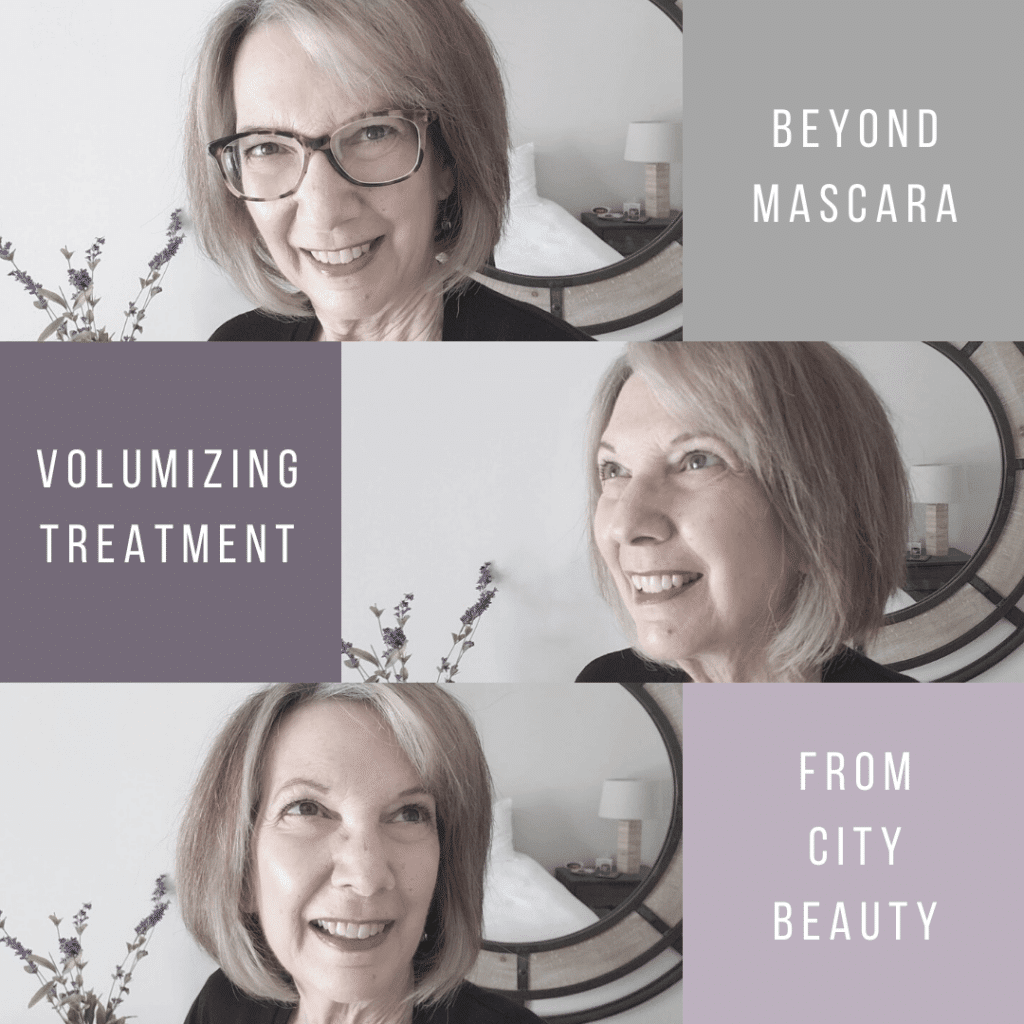 Beyond Mascara Volumizing Treatment from City Beauty - My Review