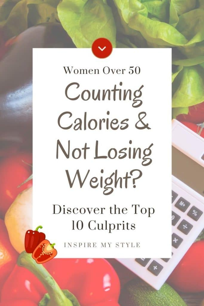 counting calories and still not losing weight