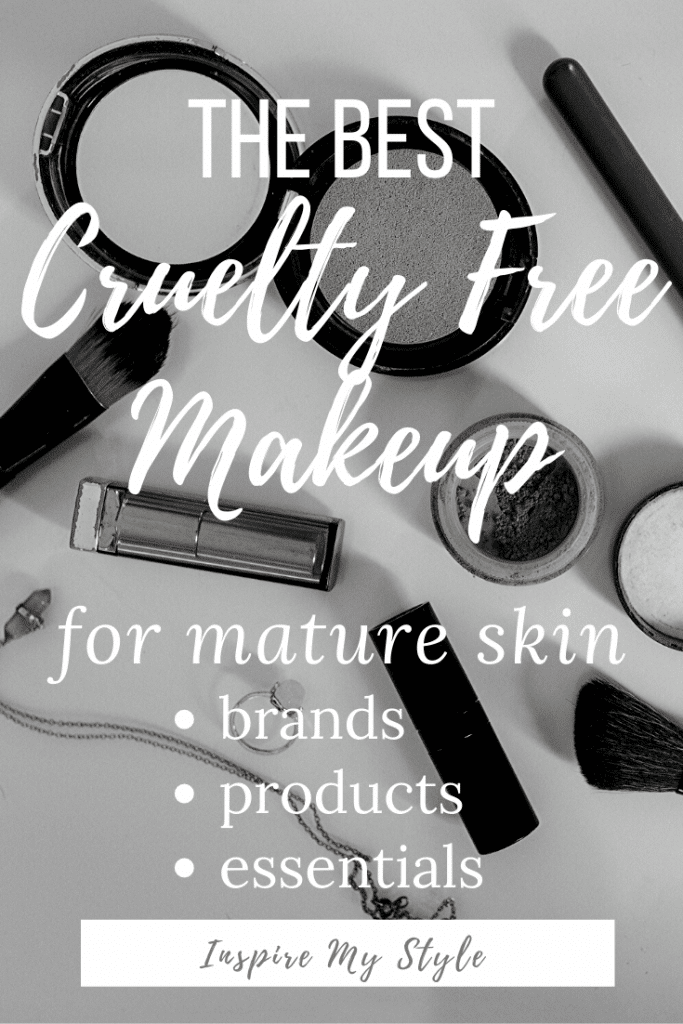 best cruelty free makeup for mature skin