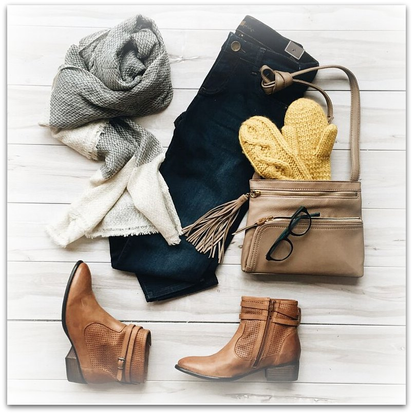 Cute casual outfits for winter for women over 50 and over 60