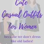 cute casual outfits for women